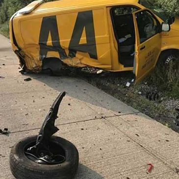 The AA call for enhanced safety rules around breakdowns